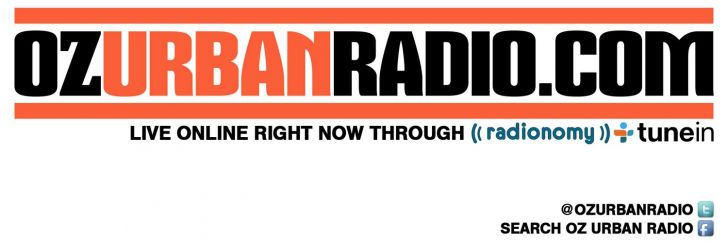 Oz Urban Radio branding