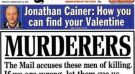 Former Daily Mail lawyer reveals how he justified convicting five suspects of murder on the front page