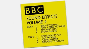 BBC's Sound FX library now free to download