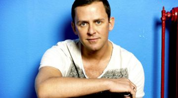 Scott Mills does the double on Radio 1 and Radio 2