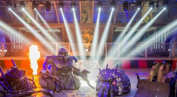 BBC2's Robot Wars attracts more viewers than Top Gear reboot finale