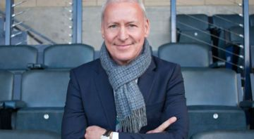 Jim White to replace Colin Murray at talkSPORT