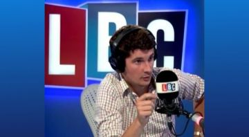 Chief Correspondent Tom Swarbrick to leave LBC