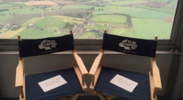 Capital Yorkshire to broadcast live from Emley Moor