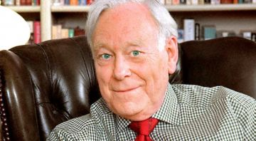 90 year old Desmond Carrington to leave BBC Radio 2