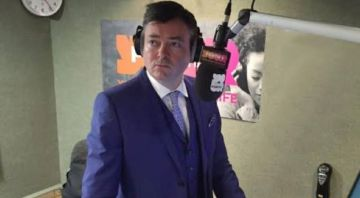 Grant Stott exits Radio Forth after 27 years