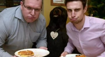 Pancake Day challenge beats regional daily duo