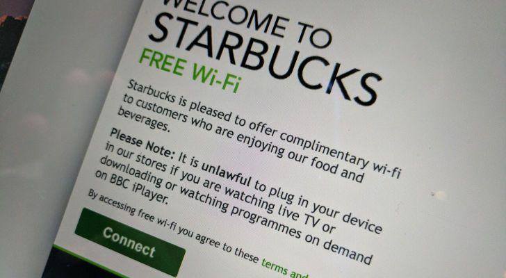 The reasons behind the Starbucks BBC iPlayer warning