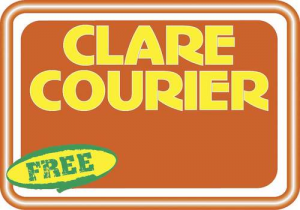 The Clare Courier logo