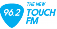 The New 96.2 Touch FM logo