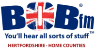 BOB fm Hertfordshire/Home Counties logo
