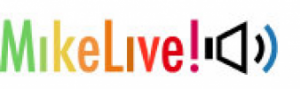 MikeLive! logo