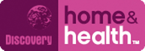 Discovery Home and Health logo