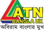 ATN Bangla UK logo