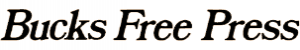 Bucks Free Press logo