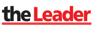 The Leader logo