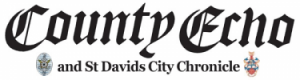 County Echo and St Davids City Chronicle logo