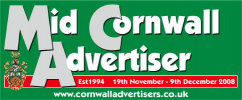 Mid Cornwall Advertiser logo