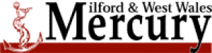 Milford and West Wales Mercury logo