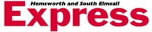 Hemsworth and South Elmsall Express logo