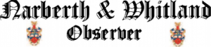 Narberth and Whitland Observer logo