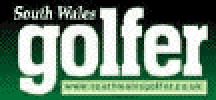 South Wales Golfer logo