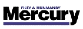 Filey & Hunmanby Mercury logo