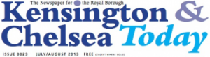 Kensington and Chelsea Today logo