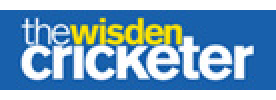 The Wisden Cricketer logo