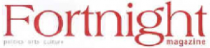 Fortnight Magazine logo