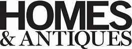 Homes and Antiques logo