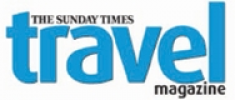 The Sunday Times Travel Magazine logo