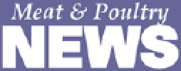 Meat and Poultry News logo