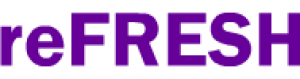 reFRESH Magazine logo