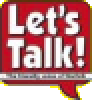 Let's Talk (West Anglia) logo