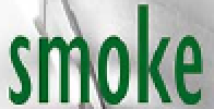 Smoke: a London peculiar logo