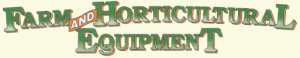 Farm and Horticultural Equipment Collector logo