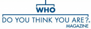 BBC Who Do You Think You Are? Magazine logo
