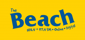 The Beach logo