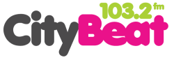 City Beat 103.2fm logo
