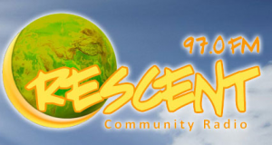 Crescent Community Radio logo