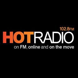 Hot Radio logo