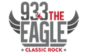 KIGL - 93.3 The Eagle logo