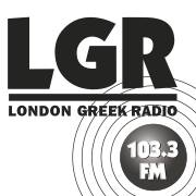 London Greek Radio logo
