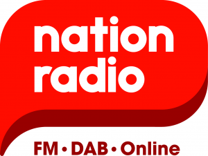 Nation Radio Wales (South Wales) logo