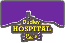 Dudley Hospital Radio logo