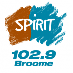 Spirit 102.9 Broome logo