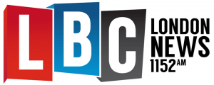 LBC London News logo
