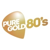 Pure Gold 80's logo