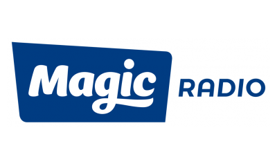Magic Radio - logo for VW Infotainment car radio